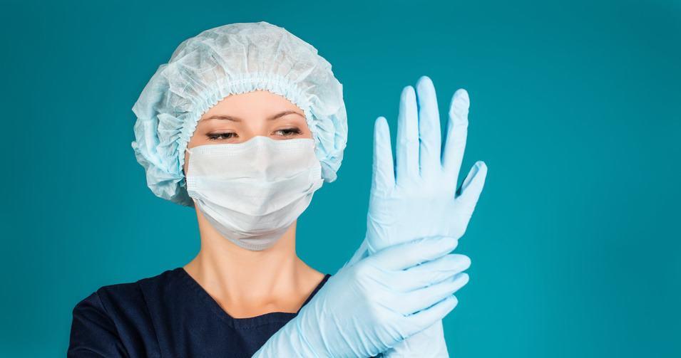 Reinraumreinigung Desinfektion